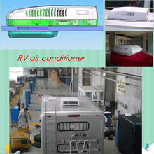 KT-205 Roof mounted One piece RV air conditioner for cooling and heating RV, Communication Cabin
