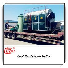 wood fired steam boiler for sale
