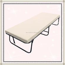 Sleep Master Traveler Folding Frame Twin Guest Bed with mattress