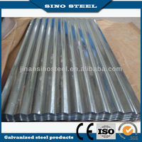 Alu zinc coated galvalume steel corrugated plate