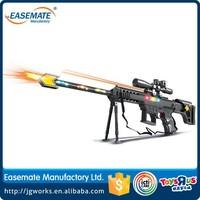 hot selling infrared gun sound gun plastic toy gun safe