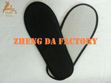 high quality Disposable nonwoen slipper close toe on promotion,70g PP nonwoven + spong + 3mm EVA soles