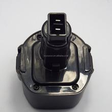 You Run rechargeable for dewalt 9.6v ni-mh battery pack DE9062 DE9036 DE9061 DE9071 DW9061