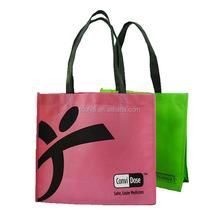 china supplier non-woven foldable shopping bag