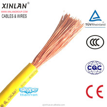 H07V-U Single-core PVC Insulated Flexible Cable Civil Elcitric Wire CE Approved