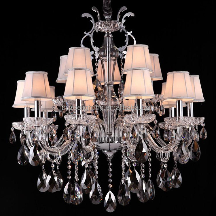 Wholesale Crystal Chandelier Art Glass Chandeliers Hanging