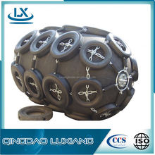Marine Pneumatic Rubber Fender Hoop The Ball