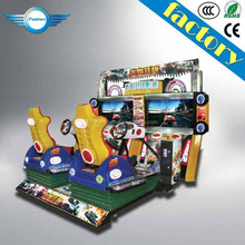 Funshare popular games online play car racing indoor 3d car racing adult game machine