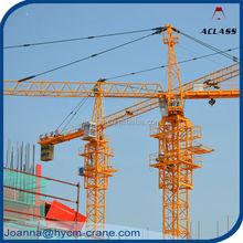 costruzione di macchinari gru a torre rotazione e cranetower di ancoraggio