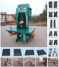 New type cement cushion block machinery