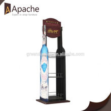 Hot selling fashion alcohol display stand
