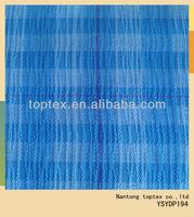 100%cotton yarn dyed dobby fabric/check fabric / men's shirting fabric