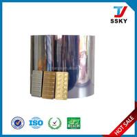 PVC Thin Plastic Sheet PVC Rigid Film 0.5mm Thick Thick Fresh Material