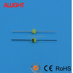 axial LED round dome type