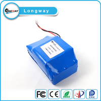 60V 2.9AH 29E battery pack lithium ion rechargeable battery pack 2900mah for e-scooter
