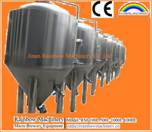 Commercial micro craft 900l Beer Fermenter for sale