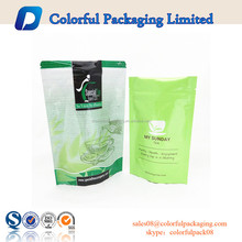 Factory supply doypack foil whey energy ziplock sachets packets
