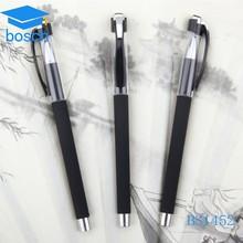 Free samples black plastic best selling gel ink roller ball pens