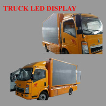 P5 OUTDOOR TRUCK 3G control wireless led display