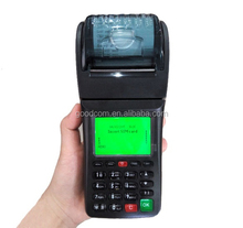 Cheap GPRS Payment Terminal for Mobila Payment via USSD and SMS