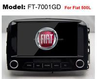 FT-7001GGFiat 500L gps navigation with BT
