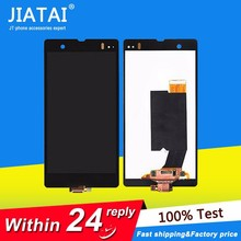 high quality competitive price lcd touch screen for sony xperia z l36h