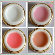2015 ming shan nail beauty uv builder pink