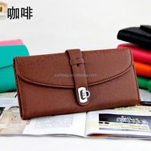 Wholesale new fashion ladies purse women leather wallet purses cheap 2015