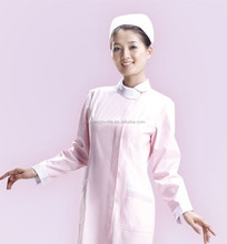 TC65/35 45/2X45/2 65/35 scrub sets, scrubs, doctor / nurse scrub clothing, pc plain fabric