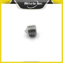 M2 5 set screw and nut set emt connectors