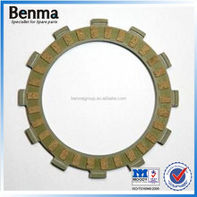 cg125/cd70/pulsar/ V250 motorbike/scooter/cub/racing motorcycle Clutch friction disc