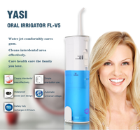 Yasi FL-V8 oral irrigator manufacture family dental equipment supply water flosser teeth cleaning water kit