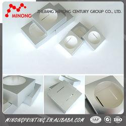 Factory made high quality paper custom donut box