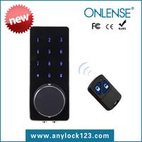 Onlense smart door lock touch screen electronic door lock