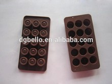 FDA & LFGB Approved Silicone Chocolate Mould Bakeware