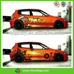 hot film vinyl stickers, glossy car vinyl stickers, white vinyl stickers for printing