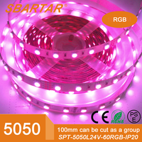 High Brightness LED Strip Light RGB of Shenzhen Manufacturer for Party Decoration
