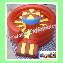 2012 new educational inflatable sport fighting games (spo-449)