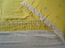 100% Cotton Bedsheet with Pillow cases