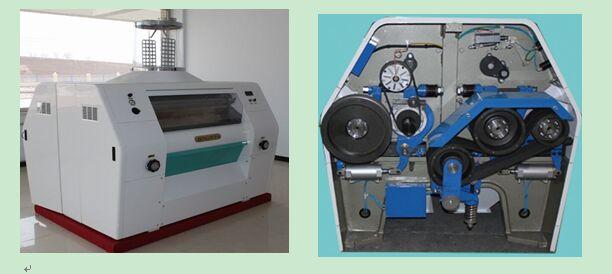 wheat flour milling machinery