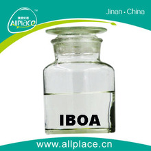 UV resin/adhesive/glue/coating/paint isobornyl acrylate IBOA supplier