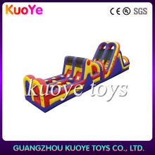 inflatable course game for funny,inflatable course game,inflatable courses obstacle