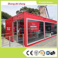 High quality 40ft container house for office