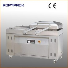 electric driven double chamber big vacuum packing machine