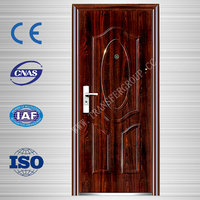 reasonable price steel security door with good quality CF-S01