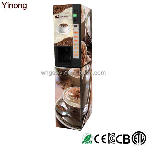 cappuccino vending machine