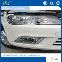 water proof lamp atuo daylight running light for vw jetta (2013)canton fair best selling product/led car light/led vw jetta
