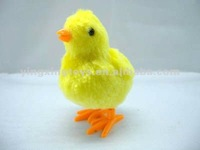 lovely wind up small plastic toy chicken