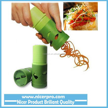 Vegetable Fruit Cutter Veggie Twister Cutter Slicer Processing Kitchen Tool Garnish New