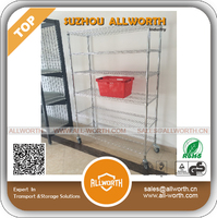 New Design newspaper Bakery Wire shelving